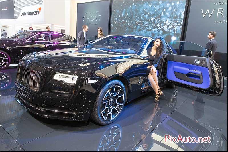 Rolls Royce Ghost >> 86e Salon de Genève, de Rimac à...   PixAuto.net
