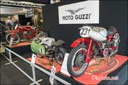 Salon-Moto-Legende 2016, Moto Guzzi de Competition