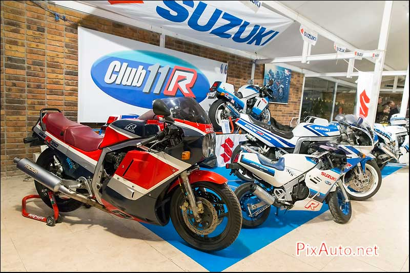 Salon-Moto-Legende, Suzuki GSX-R 750
