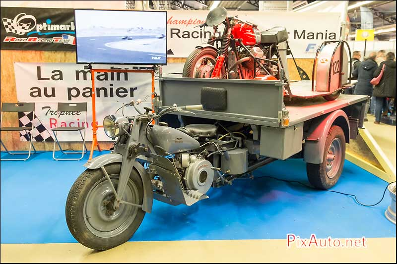 Salon-Moto-Legende, Tricycle Moto-Guzzi