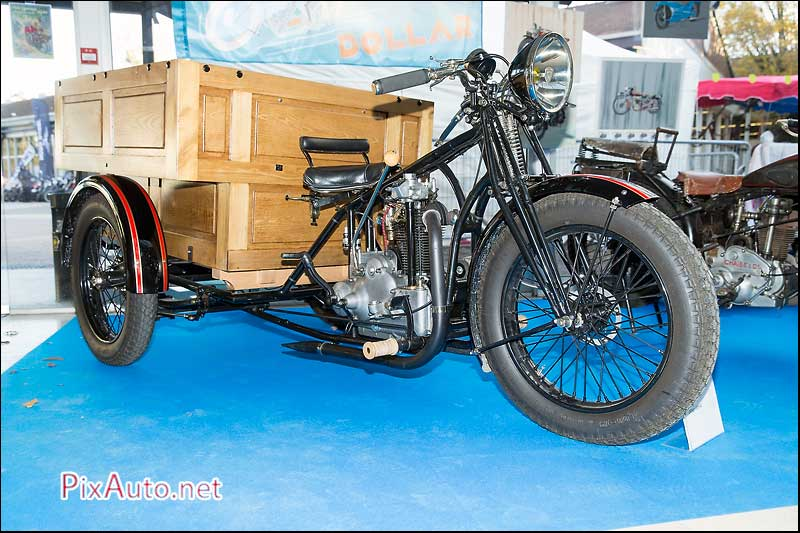 Salon-Moto-Legende, Tricycle Ninon