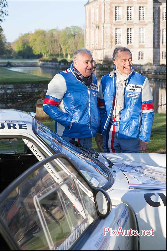 Tour Auto Optic 2000, Guy Frequelin et Jacques Delaval
