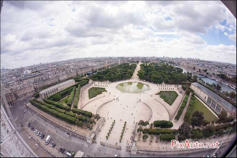 La travers e de paris part en vacances 1 3 for Jardin des tuileries 2016