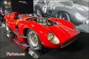 Artcurial Retromobile, Ferrari 335 Sport Scaglietti Pierre Bardinon