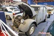 Artcurial A Retromobile, Citroen 2CV Sahara Andre Trigano