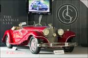 Bonhams-vente-Chantilly, Mercedes-Benz 500K Special Roadster