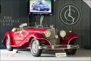 Bonhams-vente-Chantilly, Mercedes-Benz 500K Special Roadster