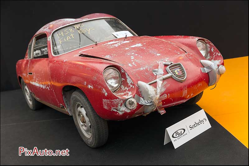 RM-Sothebys, Fiat-Abarth 750GT Double Bubble