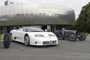 Autodrome-Heritag-Festival, Bugatti EB 110 GT