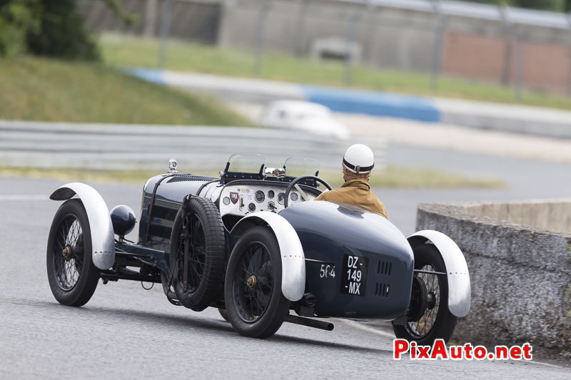 Autodrome-Heritage-Festival, Rally Ncp 1934