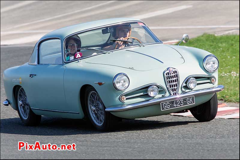 Coupes-de-Printemps, Alfa Romeo Scc De 1956