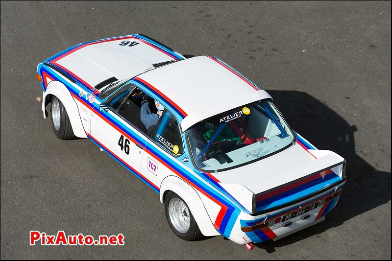 Coupes-de-Printemps, BMW 3.0 CSL de 1972