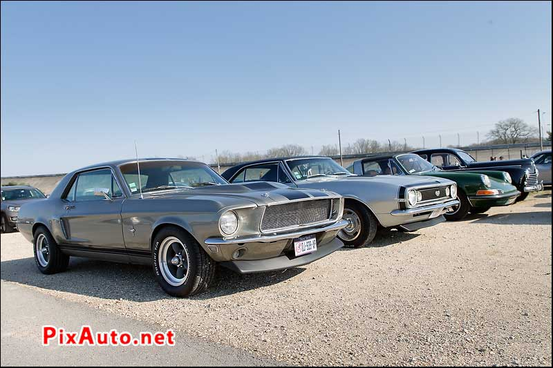 Coupes-de-Printemps, Ford Mustang Coupe