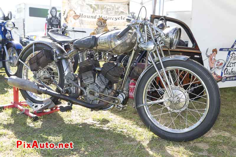 Cafe Racer Festival, Brough-Superior SS80