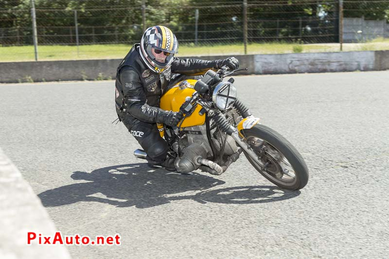 Cafe Racer Festival, BMW aux 2 ponts