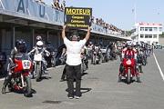 Cafe Racer Festival, Depart Plateau Cafe Racer