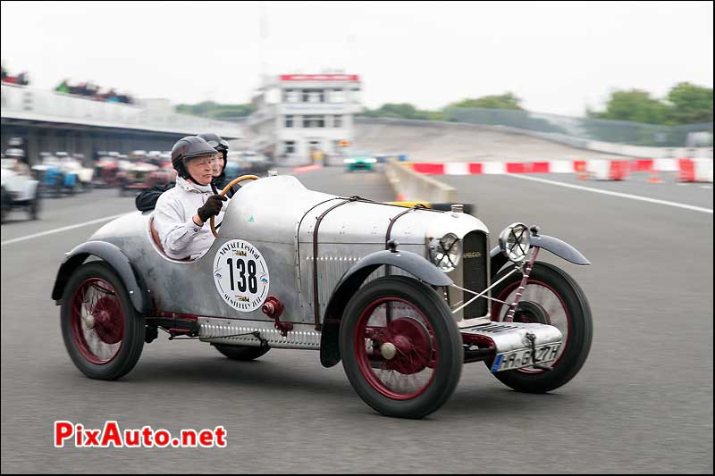 Vintage-Revival-Montlhery, Amilcar CGSS Duval