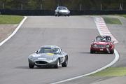 Dijon-MotorsCup, Jaguar Type-E et Austin Healey