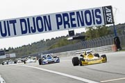 Dijon-MotorsCup, Depart Internationnal Historic F2