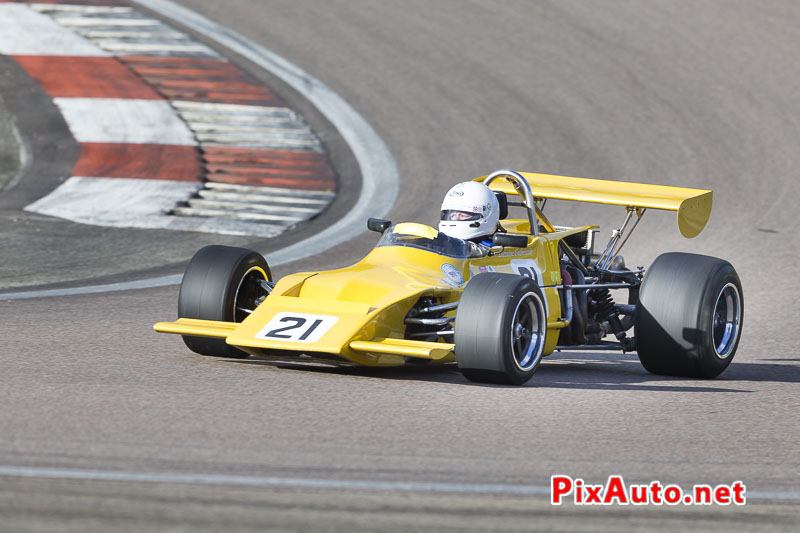 Dijon MotorsCup, March 712 Formula Atlantic Gathercole Lorraine