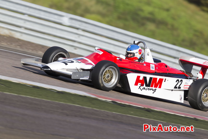 Dijon-MotorsCup, Ralt RT3 Vallery-Masson Laurent