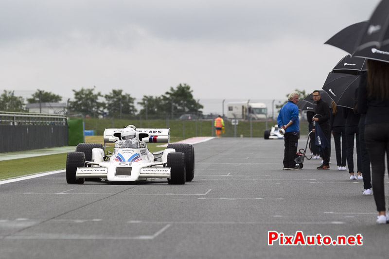 Grand-Prix-de-France-Historique, F1 #61 Shadow DN8