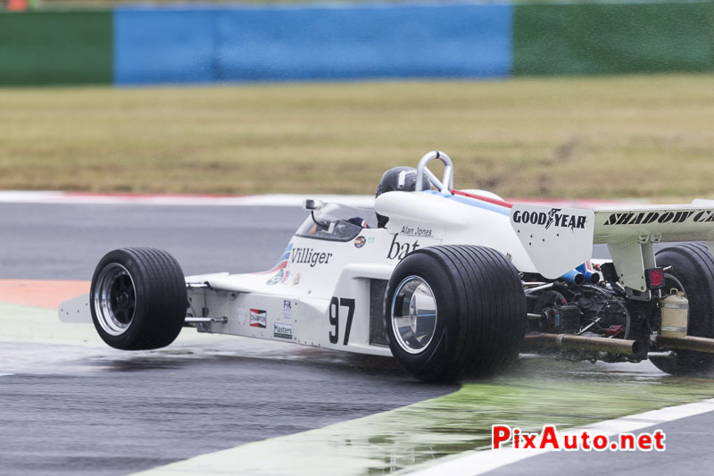 Grand-Prix-de-France-Historique, F1 #97 Shadow DN8 1977