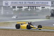 Grand-Prix-de-France-Historique, F1 Williams FW07B