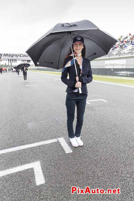 Grand-Prix-de-France-Historique, Umbrella Girls GP de France Historic