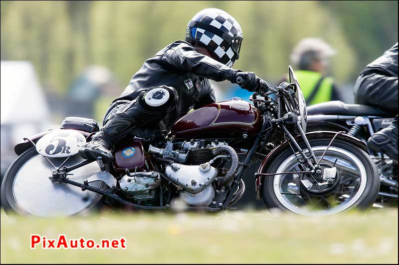Iron Bikers,Triumph 500