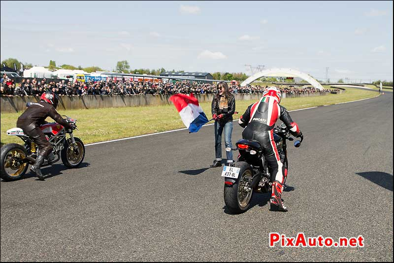 Iron Bikers 2017, Battle Ducati Sultans Of Sprint