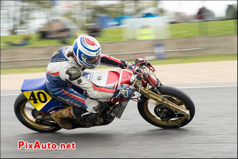 Iron Bikers, Gerald sur Proto 500 But