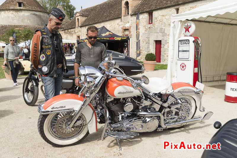 Motors-and-Soul, Harley-Davidson Heritage Softail