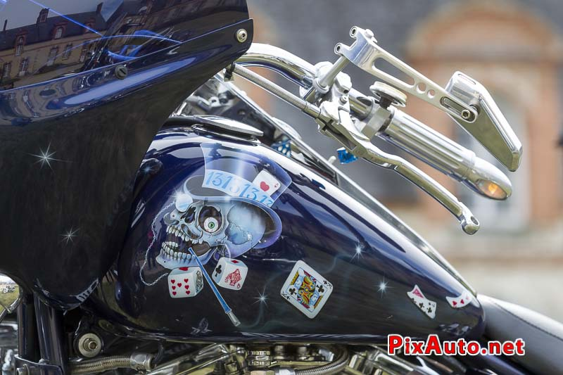 Motors-and-Soul, Peinture Personalisee Harley