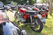 Motors-and-Soul 2017, Honda 750 Four