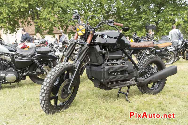 Motors-and-Soul, Scrambler BMW K75