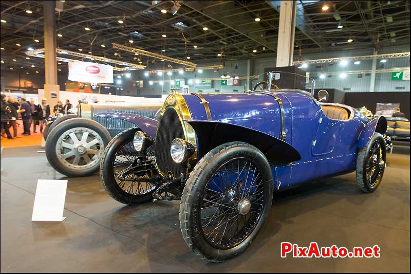 Salon Retromobile, Bugatti Type 22 Brescia