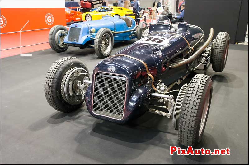 Salon Retromobile, Delage Era 1500 Gp