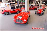 Salon Retromobile 2017, Ferrari 70 Ans D