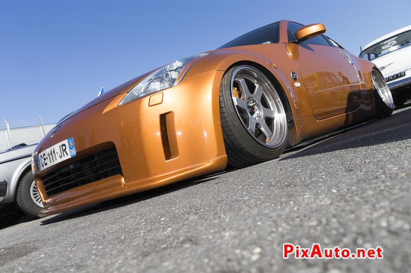 Salon-Automedon, Low Rider Nissan 350Z