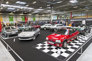 17e Salon Automedon, les Youngtimers