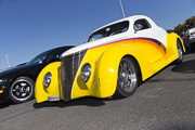 17e Salon Automedon, hot rod americain
