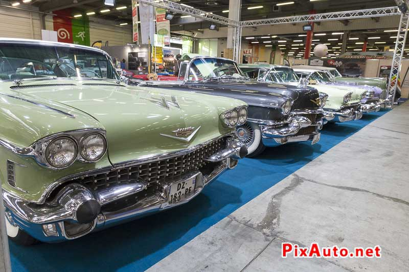 Salon-Automedon, Voitures Americaines