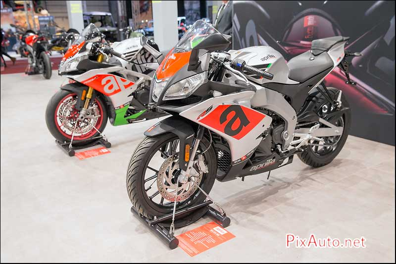 Salon-de-Bruxelles, Aprilia Rs4 125 Abs