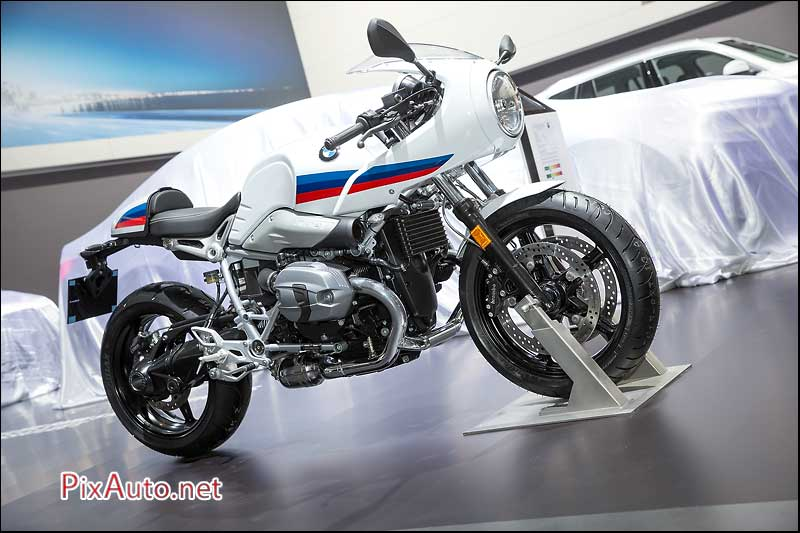 Salon-de-Bruxelles, Bmw R Nine T Racer Motorsport