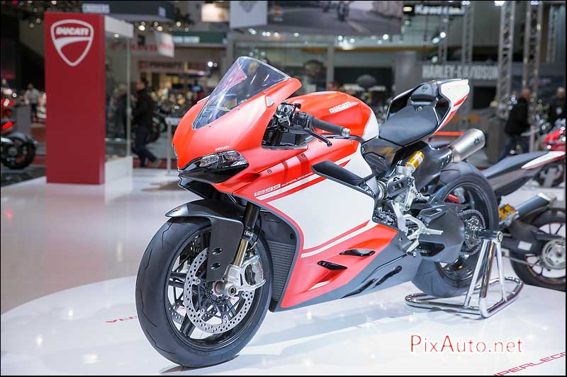Salon-de-Bruxelles, Ducati 1299 Superleggera