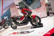 Salon-de-Bruxelles 2017, New Honda X-ADV