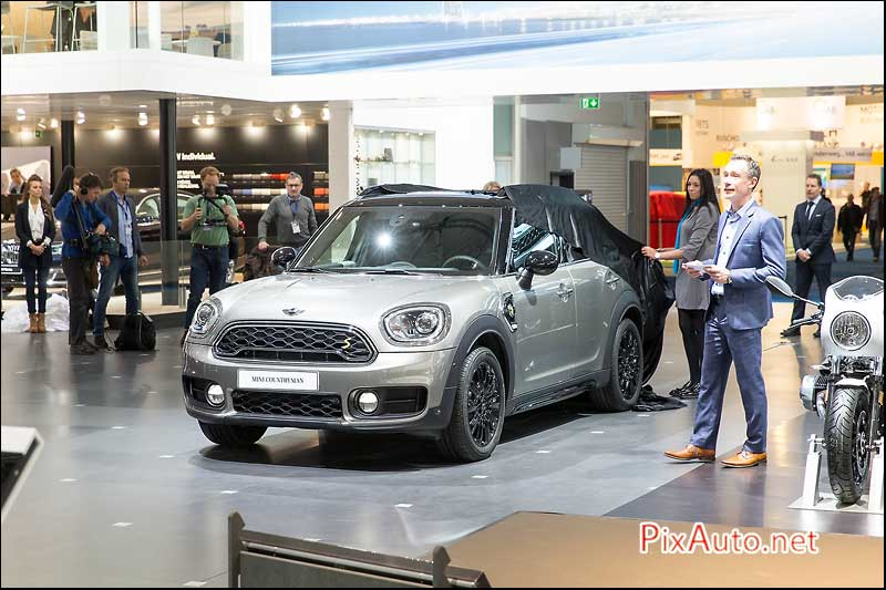 95e Salon De Bruxelles, New Mini Countryman Cooper