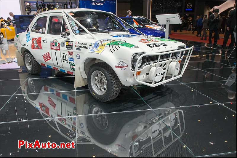Salon-de-Geneve, Ford Escort Mexico