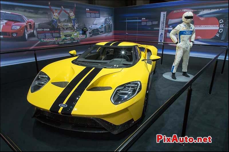Salon-de-Geneve, Ford GT